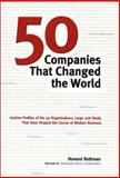 50 Companies That Changed the World 9781564144966