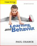 Cengage Advantage Books - Learning and Behavior, Chance, Paul, 1111834962