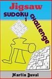 Jigsaw Sudoku Challenge 1, Martin Duval, 1495444961