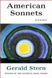 American Sonnets, Gerald Stern, 0393324966