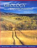 Geology and the Environment, Pipkin, Bernard W. and Trent, Dee D., 0495114979