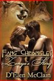 Fang Chronicles: Zenya's Story, D'Elen McClain, 1493574973
