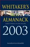 Whitaker's Almanack 2003, A. and C. Black Publishers Staff, 0713664975