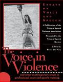The Voice in Violence, VASTA - Voice and Speech Trainers Assn. Staff, 1557834970