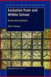 Exclusion from and Within School, Alison Kearney, 9460914977