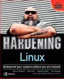 Hardening Linux, Terpstra, John and Love, Paul, 0072254971