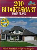 200 Budget-Smart Home Plans, Home Planners, 0918894972