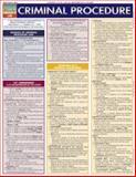 Criminal Procedure, BarCharts, Inc., 1423214978