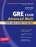 Kaplan GRE Exam Advanced Math, Kaplan Higher Education Staff, 1607144972