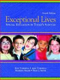 Excptnl Lives : Spec Edu and Inclusv and Explan Idea, Turnbull and Bauer, 0132244977