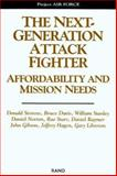 The Next-Generation Attack Fighter, Donald Stevens and Bruce Davis, 0833024973