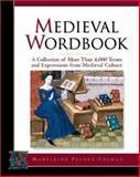 Medieval Wordbook, Cosman, Madeleine Pelner, 081604497X