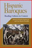 Hispanic Baroques : Reading Cultures in Context, Martin-Estudillo, Luis, 0826514987