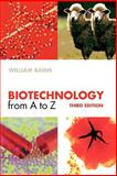 Biotechnology from A to Z 9780198524984