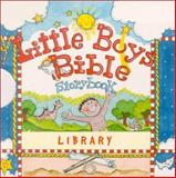 Little Boys Bible Library, Carolyn Larsen, 0801044987