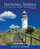 Elementary Statistics: a Step by Step Approach, Bluman, Allan, 0073534986