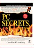 PC Secrets, Halliday, Caroline M., 1568844980