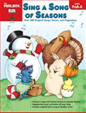 Sing a Song of Seasons, The Mailbox Books Staff, 1562344986