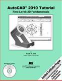 AutoCAD 2010 Tutorial - First Level : 2D Fundamentals, Shih, Randy, 1585034983