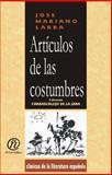 Artículos de Las Costumbres, Larra, José Mariano, 1413514987