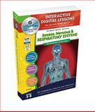 Senses, Nervous and Respiratory Systems, Grades 3-8, Susan Lang, 1553194985
