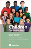 Children : The Modern Law, Gilmore, Stephen and Bainham, Andrew, 1846614988