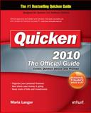 Quicken 2010 the Official Guide, Langer, Maria, 0071634991