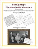 Family Maps of Norman County, Minnesota, Deluxe Edition : With Homesteads, Roads, Waterways, Towns, Cemeteries, Railroads, and More, Boyd, Gregory A., 1420314998