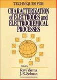 Techniques for Characterization of Electrodes and Electrochemical Processes, , 0471824992
