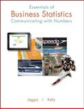 Essentials of Business Statistics with Connect Plus, Jaggia, Sanjiv and Kelly, Alison, 0077724992