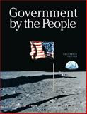 Government by the People, California Edition, Magleby, David B. and O'Brien, David M., 0132394995