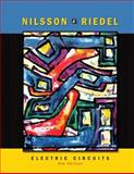 Electric Circuits, Riedel, Susan and Nilsson, James W., 0136114997
