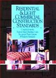 Residential and Light Commercial Construction Standards, , 0876294999