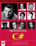 Professional C#, WROX Author Team, 1861004990