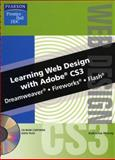 Learning Web Design with Adobe CS3 : Dreamweaver, Fireworks, Flash, Murphy, Katherine, 0135044995