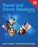 Racial and Ethnic Relations : Census Update, Feagin, Joe R. and Feagin, Clairece Booher R., 0205024998