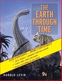 The Earth Through Time, Ninth Edition Binder Ready Version, Levin and Levin, Harold L., 0470584998