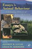 Essays in Animal Behaviour : Celebrating 50 Years of Animal Behaviour, , 012369499X