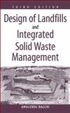 Design of Landfills and Integrated Solid Waste Management, Bagchi, Amalendu, 0471254991