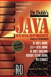 Dr. Dobb's Java Development Tools and Techniques, , 0879304995