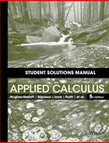 Applied Calculus, Hughes-Hallett, Deborah and Flath, Daniel E., 1118714997