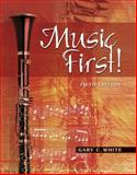 Music First! plus Audio CD and Keyboard Foldout, White, Gary C., 007327500X