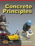 Concrete Principles, Fahley, Thomas D., 0826905005