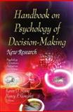 Handbook on Psychology of Decision-Making, , 1621005003