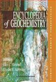 Encyclopedia of Geochemistry, , 0412755009