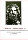 Lucretius: de Rerum Natura VI, Godwin, J., 0856685003