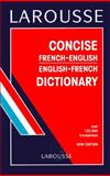 Larousse Concise French-English, English-French Dictionary 9782034205002