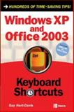 Windows XP and Office 2003 Keyboard Shortcuts, Hart-Davis, Guy, 0072255005