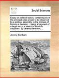 Essay on Political Tactics, Jeremy Bentham, 1170545009