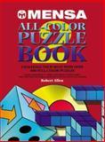 Mensa All-Color Puzzle Book, Robert Allen and Carolyn Skitt, 1552095002